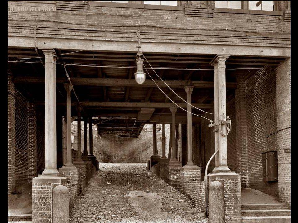 Savannah, Georgia, Ano - 1937.