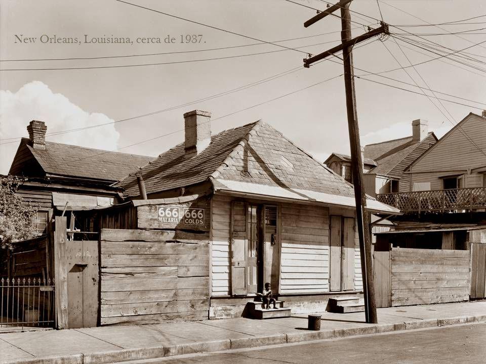 New Orleans volta de 1937.