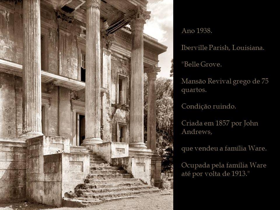 1938 - Iberville Parish, Louisiana