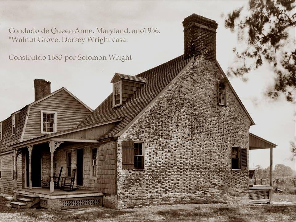 Caroline County, Maryland, ano 1936