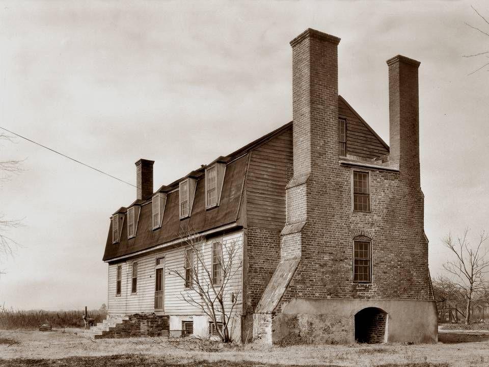 Condado de Albemarle Virgínia, de 1935.