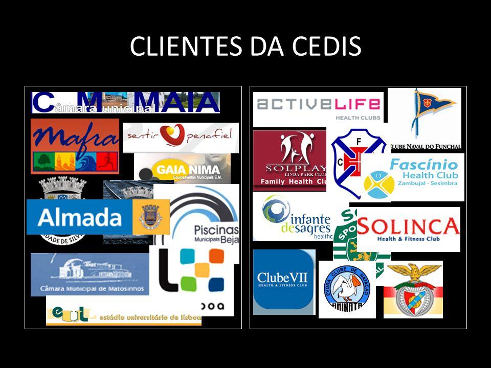 CLIENTES DA CEDIS