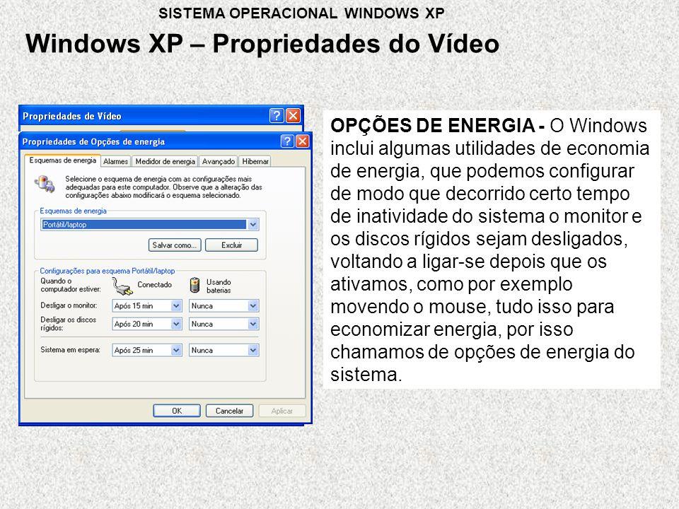 ABA PROTEÇÃO DE TELA - Ao deixar o computador inativo a tela pode sofrer danos ao permanecer estática por um longo período de tempo.