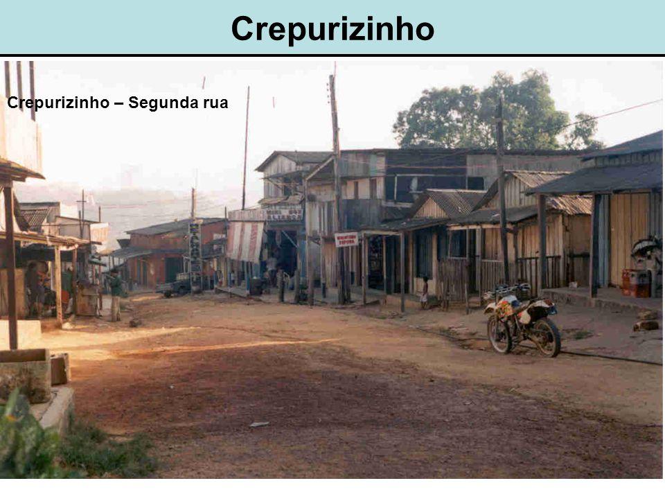 Crepurizinho Crepurizinho – Segunda rua