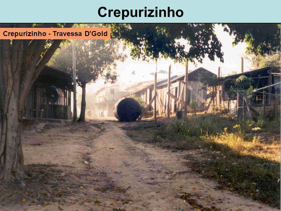 Crepurizinho Crepurizinho - Travessa D Gold