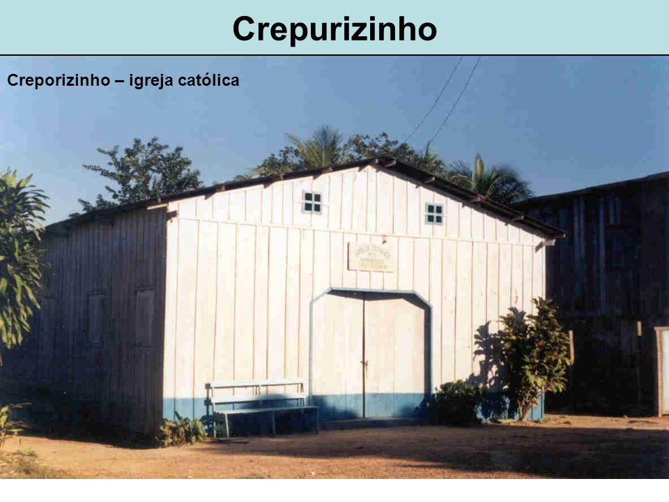 Crepurizinho Creporizinho – igreja católica