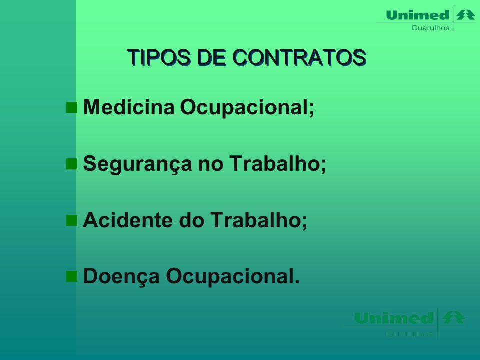 MEDICINA OCUPACIONAL  NR-7 Contrato de Implantação e Execução do Programa de Controle de Saúde Ocupacional – PCMSO.