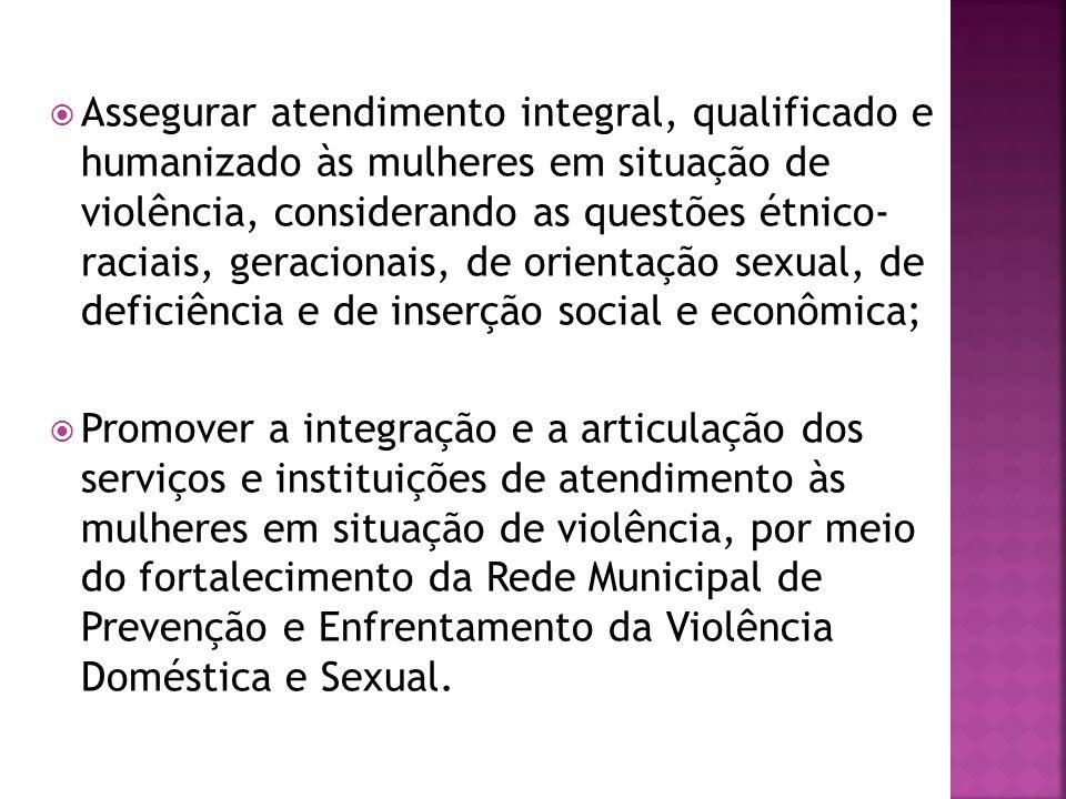 Garantir o cumprimento dos tratados, acordos e convenções internacionais firmados e ratificados pelo Estado brasileiro relativos aos direitos humano