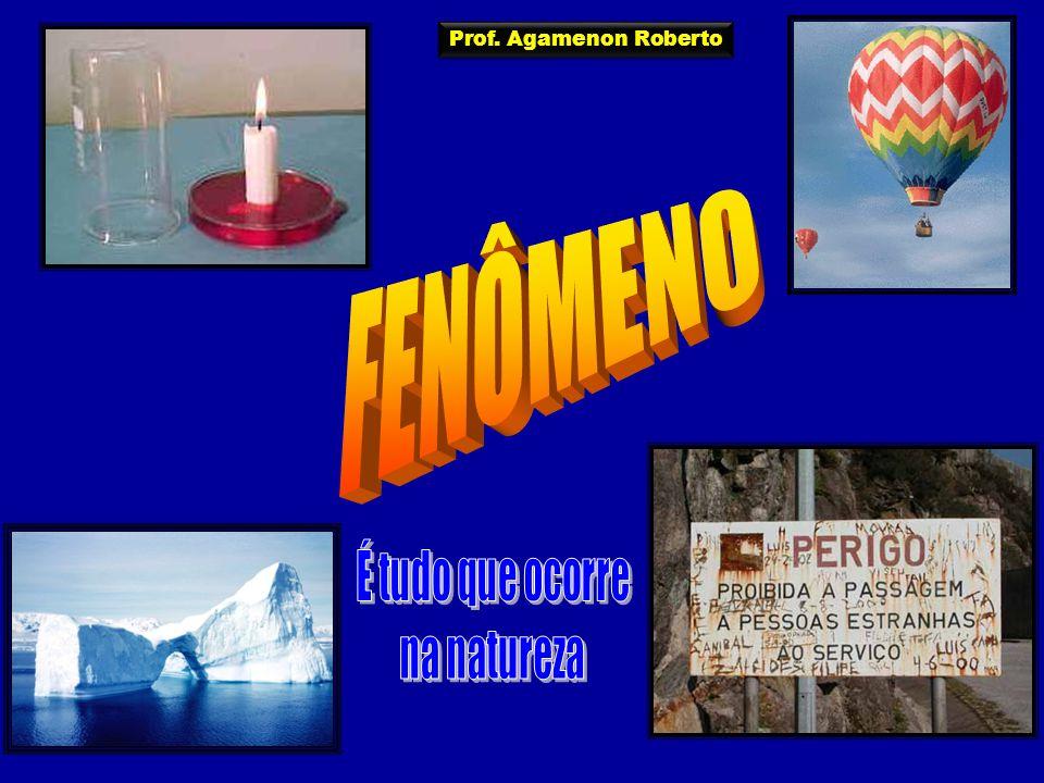 Este fenômeno é classificado como FENÔMENO FÍSICO Este fenômeno é classificado como FENÔMENO FÍSICO Prof.