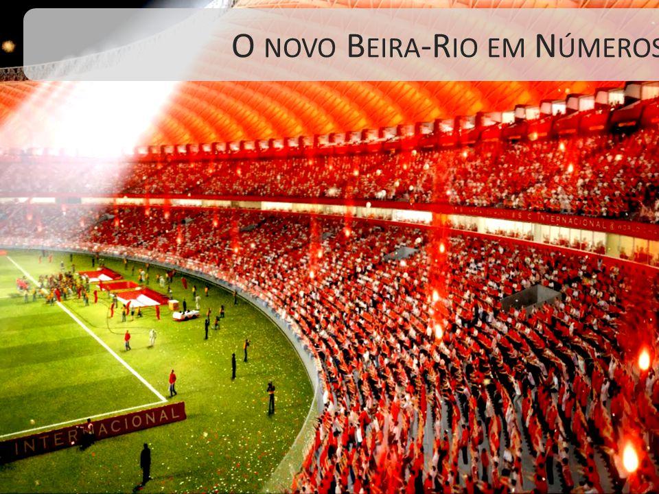 O NOVO B EIRA -R IO EM N ÚMEROS