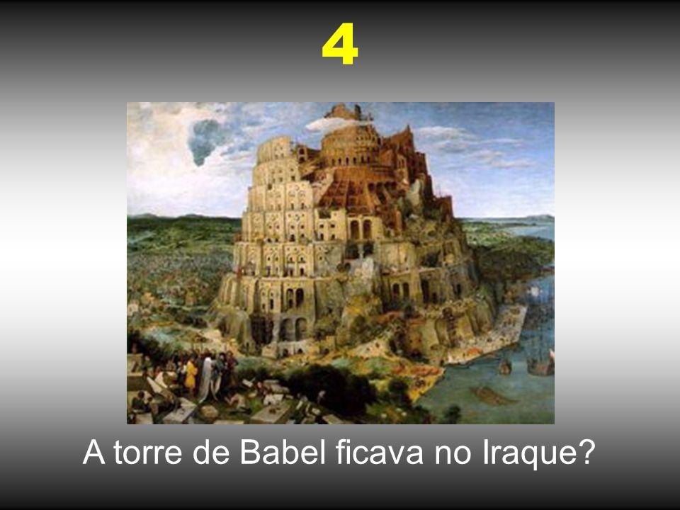 Abraão era de Ur, que ficava no sul do Iraque? 5