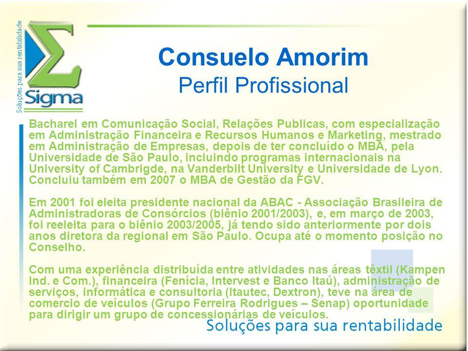 Bacharel em Comunicação Social, Relações Publicas, com especialização em Administração Financeira e Recursos Humanos e Marketing, mestrado em Administ