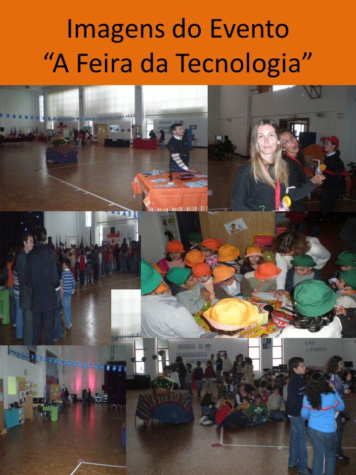 Imagens do Evento A Feira da Tecnologia