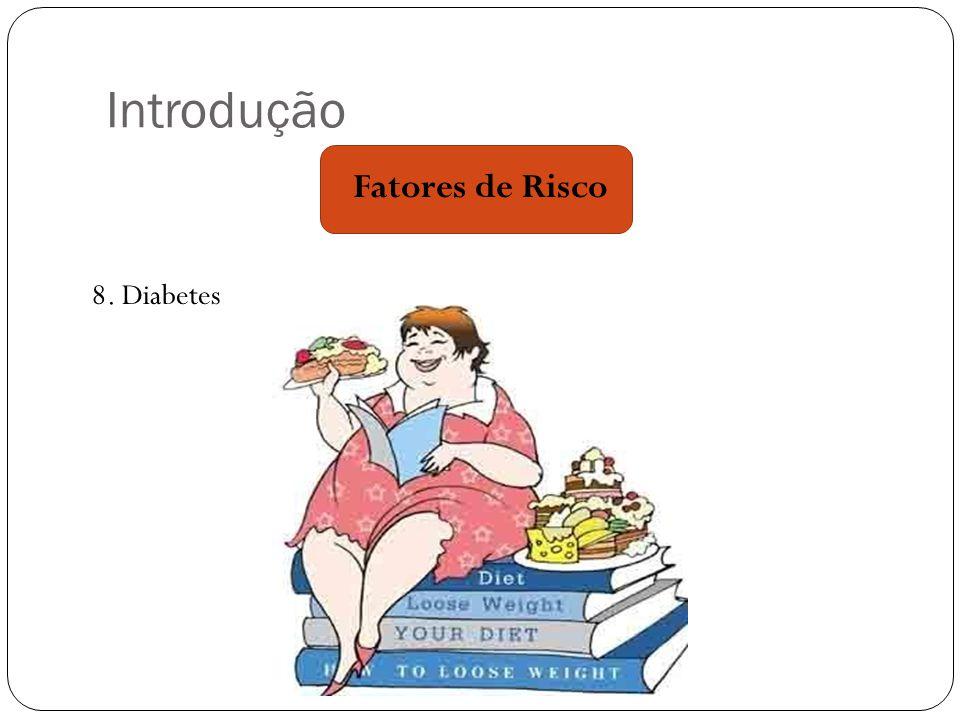 Introdução 8. Diabetes Fatores de Risco