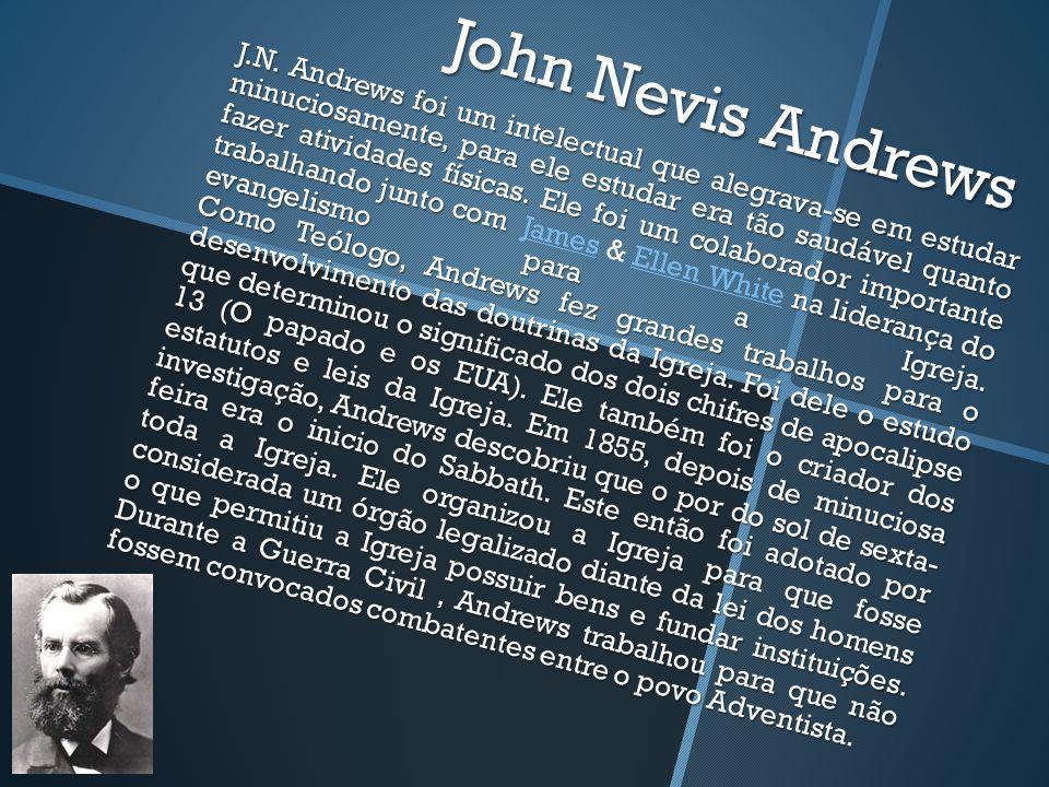 John Nevis Andrews J.N.