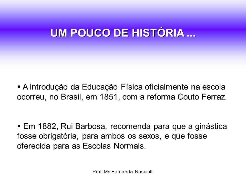 Prof.Ms Fernanda Nasciutti  Educação psicomotora ou psicomotricidade - Jean Le Bouch.