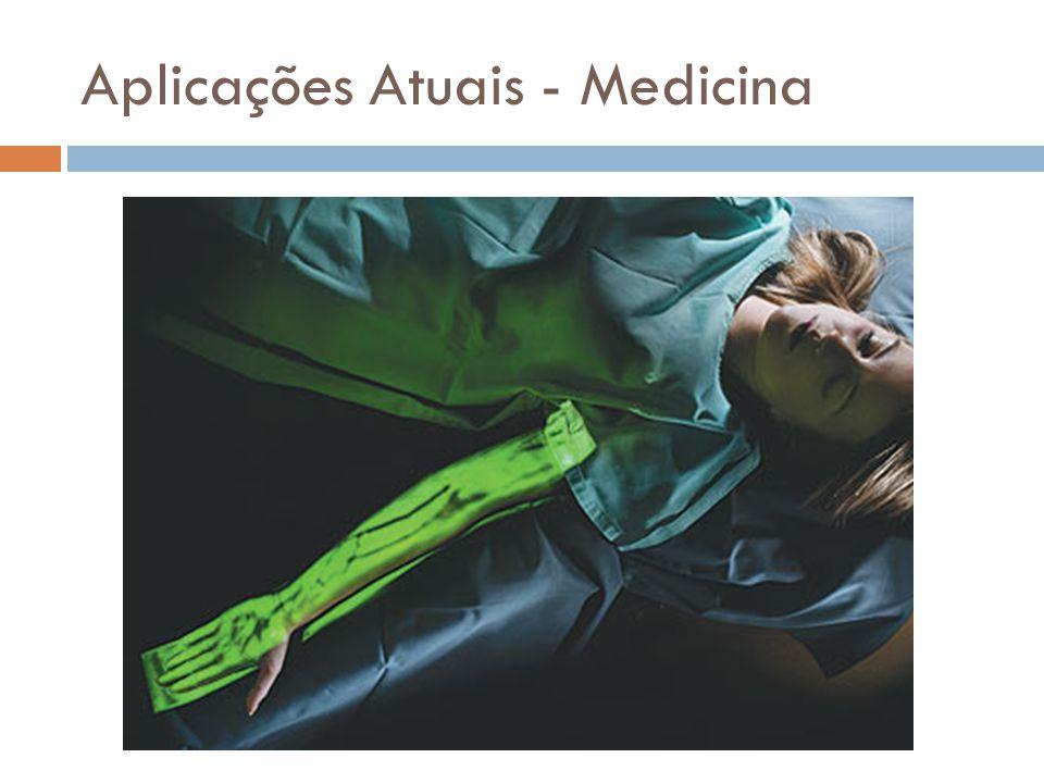 Aplicações Atuais - Medicina
