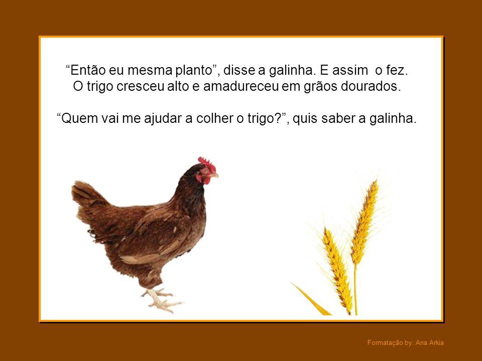 Formatação by: Ana Arkia Eu não , disse a vaca. Nem eu , emendou o pato.