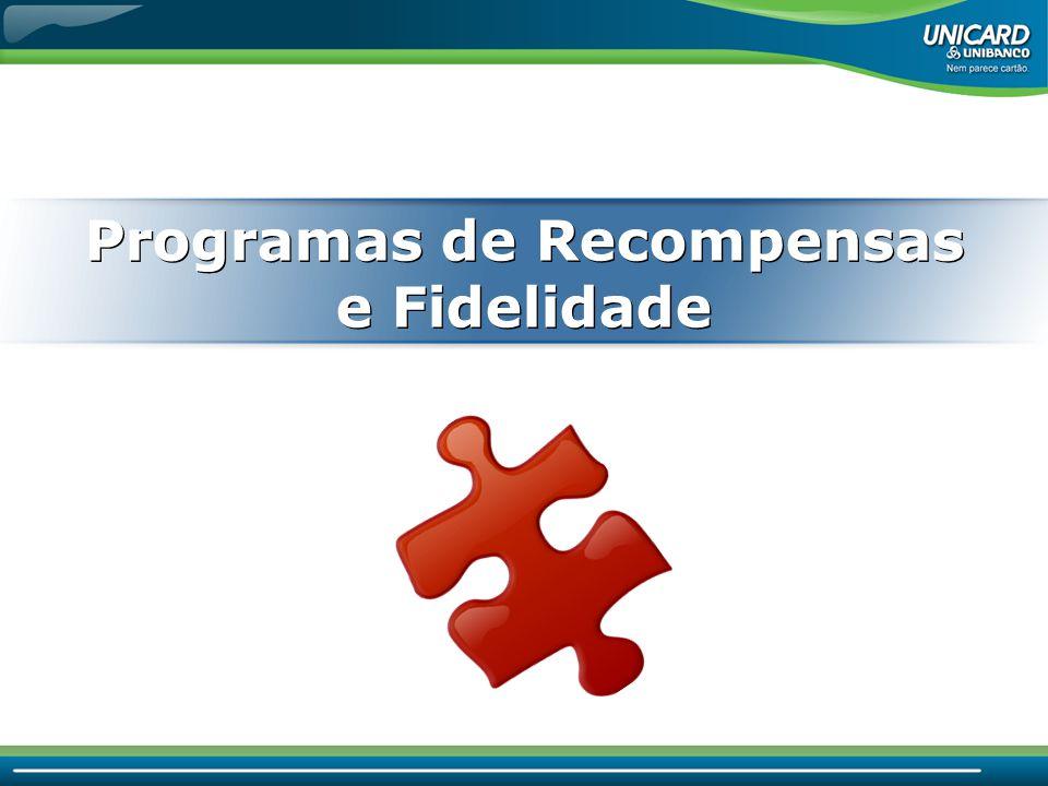 Programas de Recompensas e Fidelidade Programas de Recompensas e Fidelidade