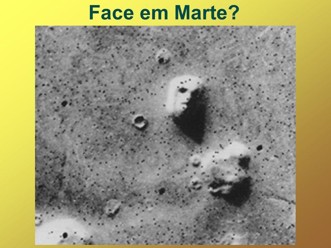 Face em Marte?