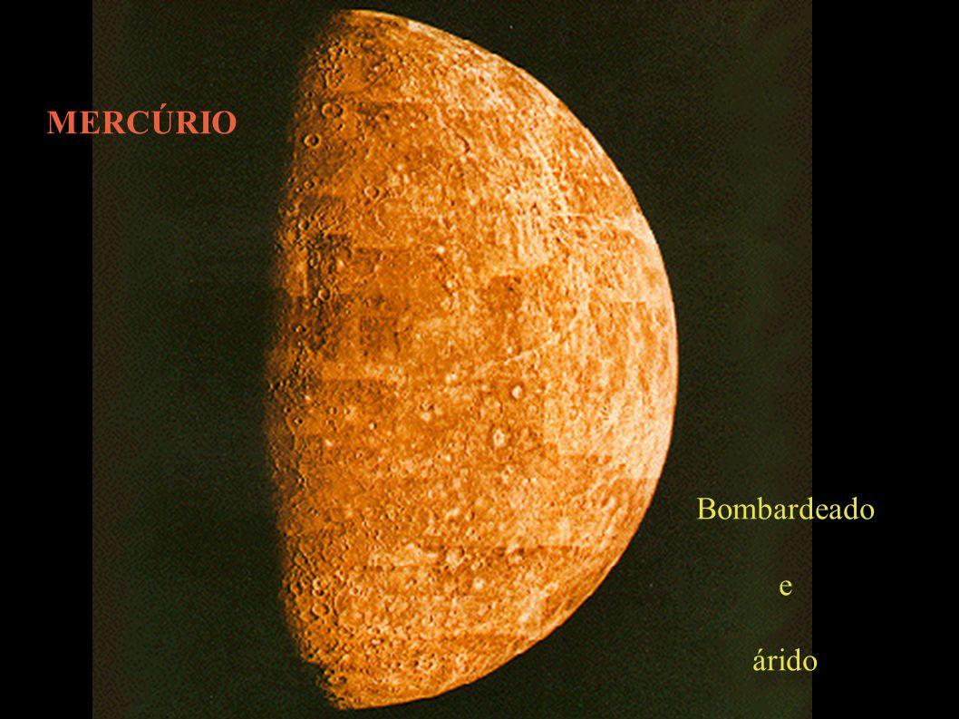 As luas de Urano Umbriel Titânia