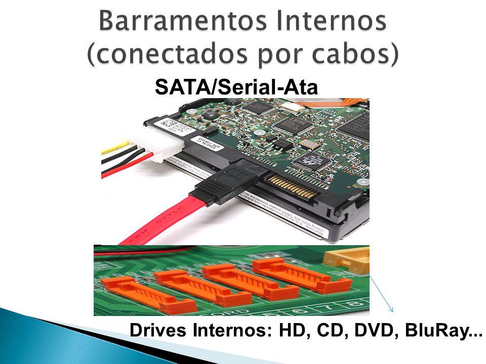 SATA/Serial-Ata Drives Internos: HD, CD, DVD, BluRay...