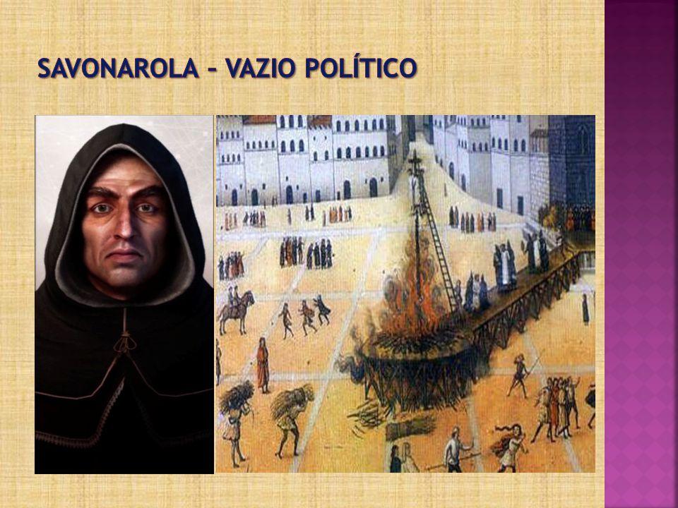  Maquiavel faz uma reavaliação das relações entre ética e política.