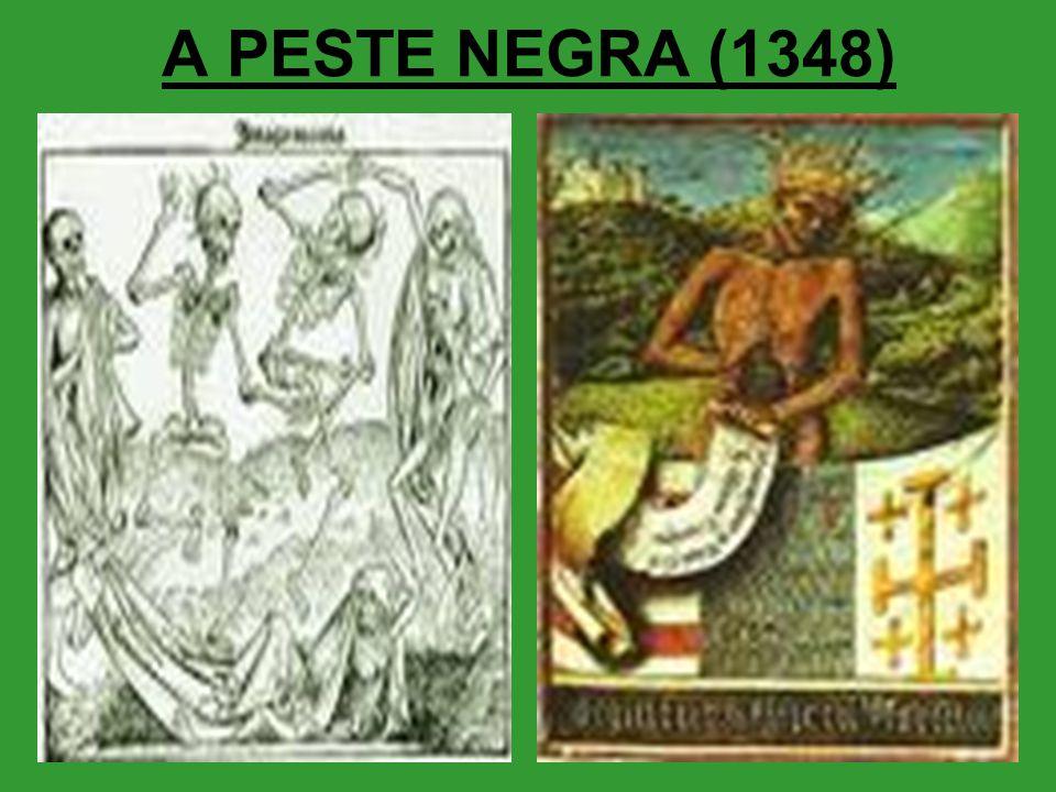 A PESTE NEGRA (1348)