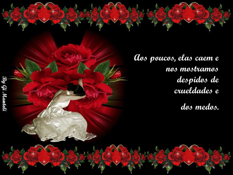By Gi Manteli Quando a despedida vem, a dúvida fica.....