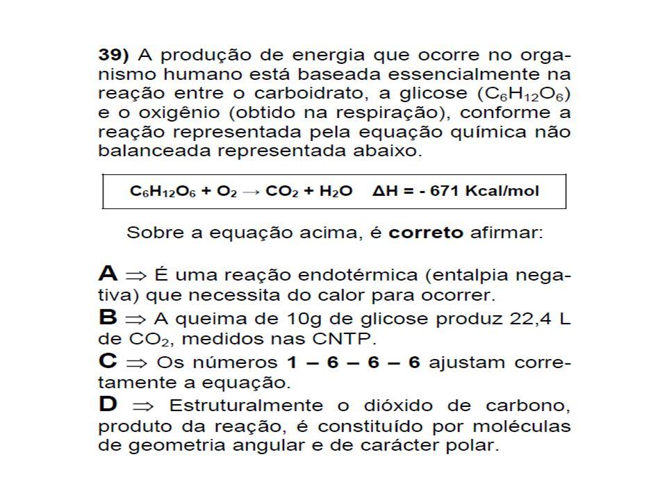 Cálculo Estequiométrico Para resolver uma questão envolvendo cálculo estequiométrico devemos seguir três passos: 1º  conhecer a equação; 2º  Ajustar os coeficientes; 3º  Armar uma Regra de três;