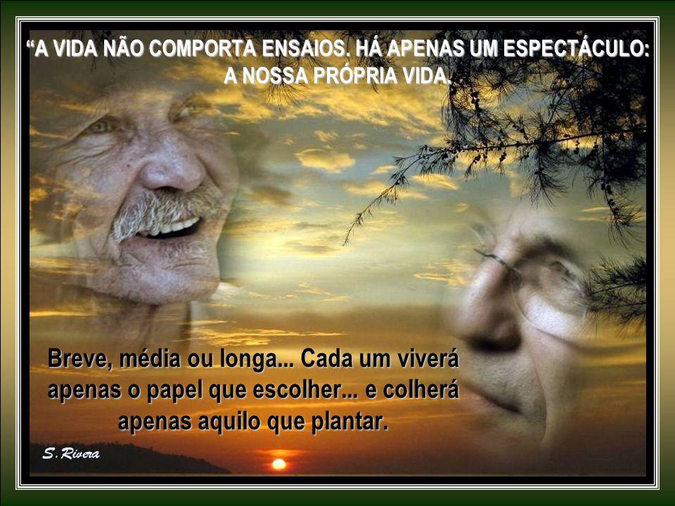 20 - LEMBRE-SE DE QUE: O mundo está nas mãos daqueles que têm coragem de sonhar...