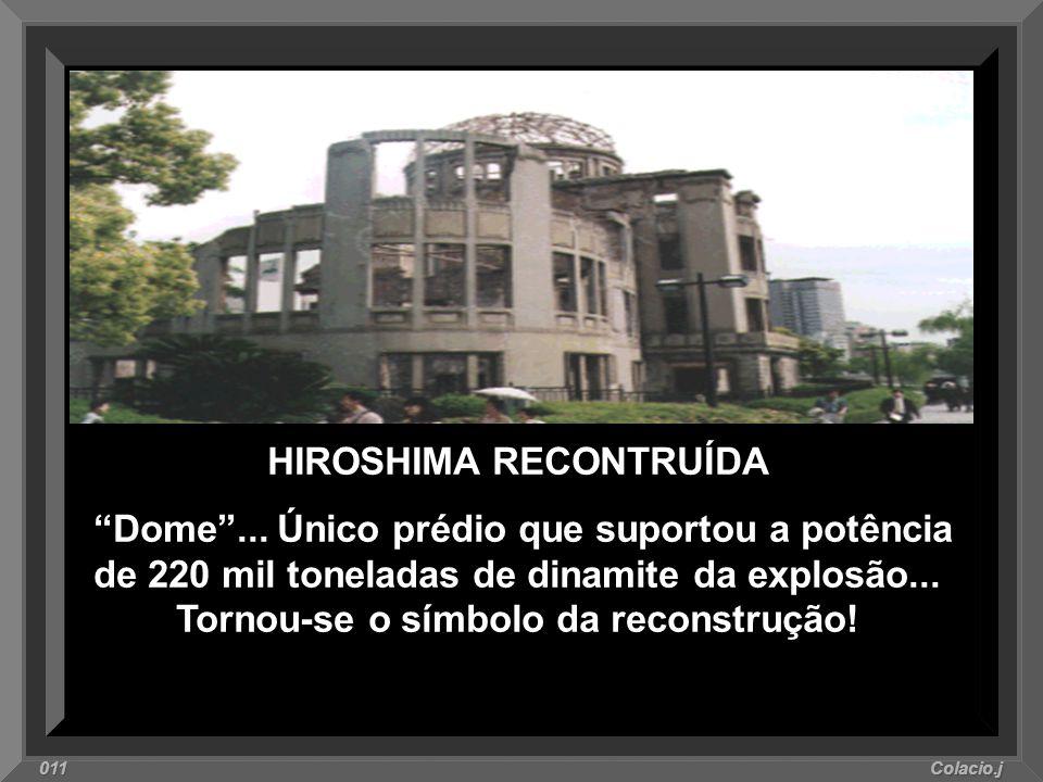 De concreto, sobraram os horrores de uma arma nuclear, com potência equivalente a 20 mil toneladas. Ainda hoje, passados 59 anos da explosão da 1ª bom