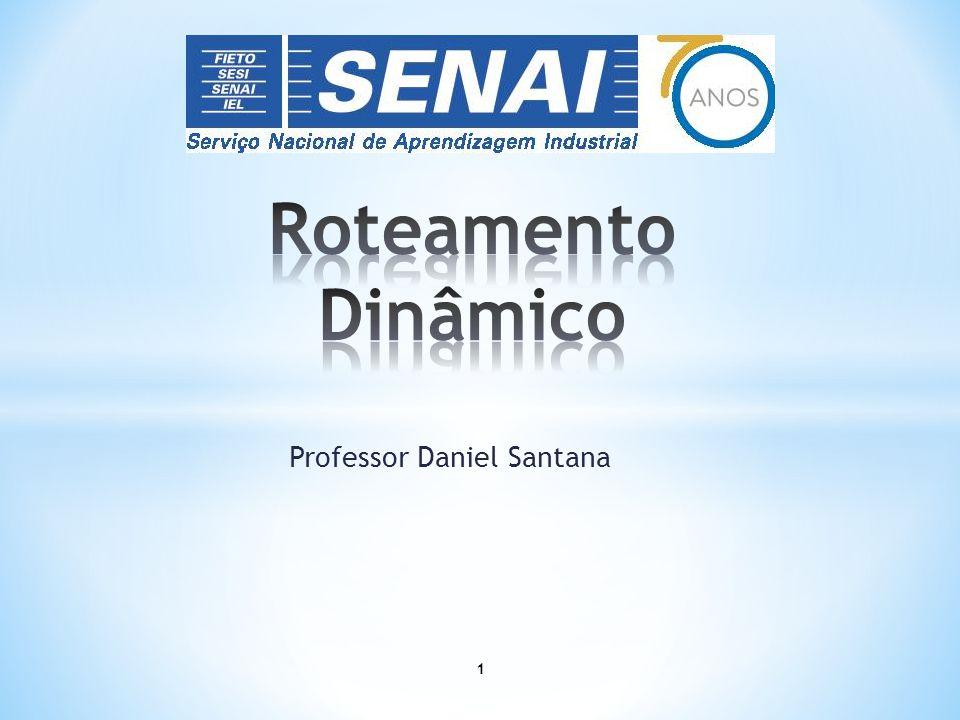 Professor Daniel Santana 1