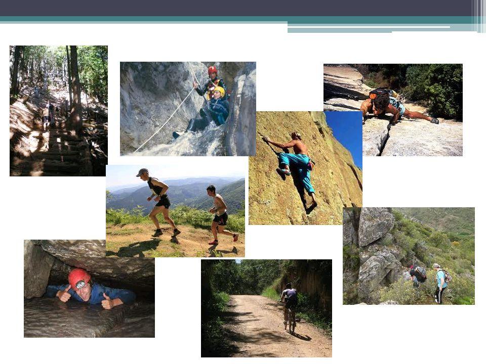 Observações gerais • Todos as modalidades dos esportes em montanhas, pode ser praticado o ano todo em qualquer época, não é recomendado em dias de chuva.