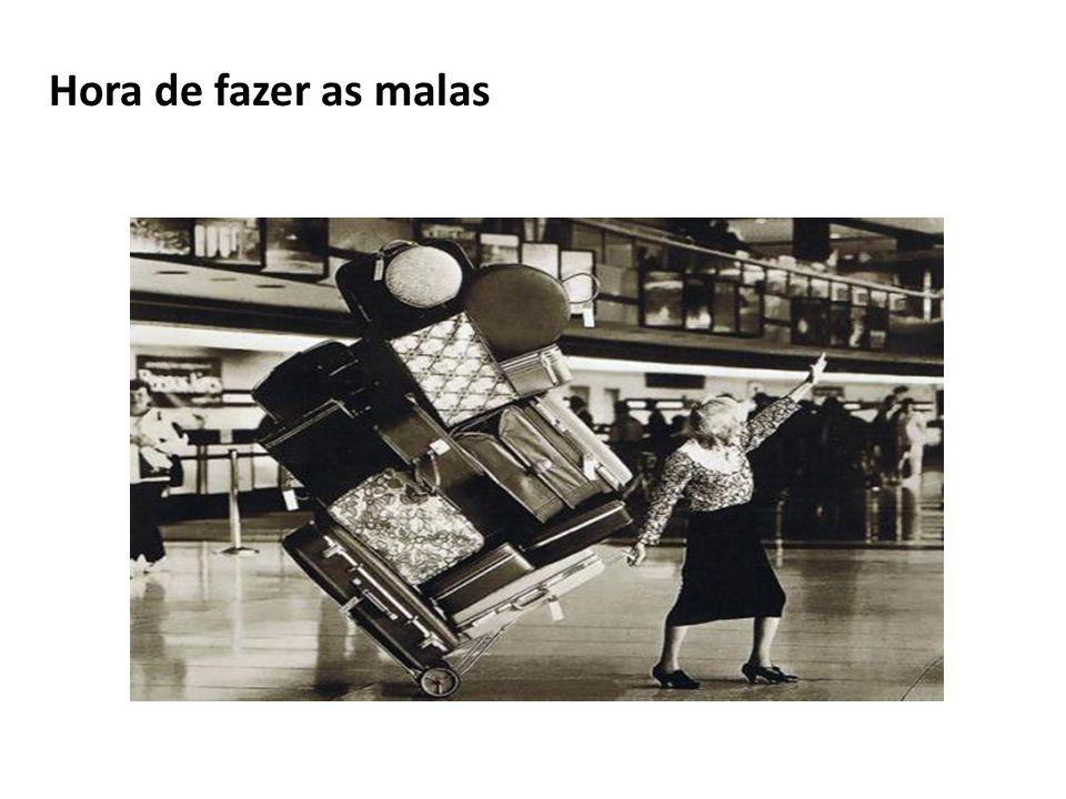 •Arrumar as malas sempre é um momento que nos deixa em d ú vida: o que levar na bagagem sem esquecer nada e sem levar peso extra.