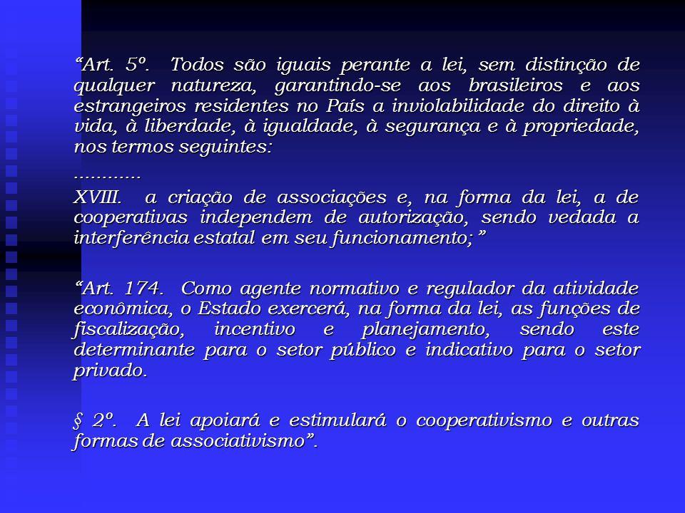 Têm assim as cooperativas o direito constitucional de:   existir ;   permanecer ;   desenvolver - se ;   expandir-se livremente.