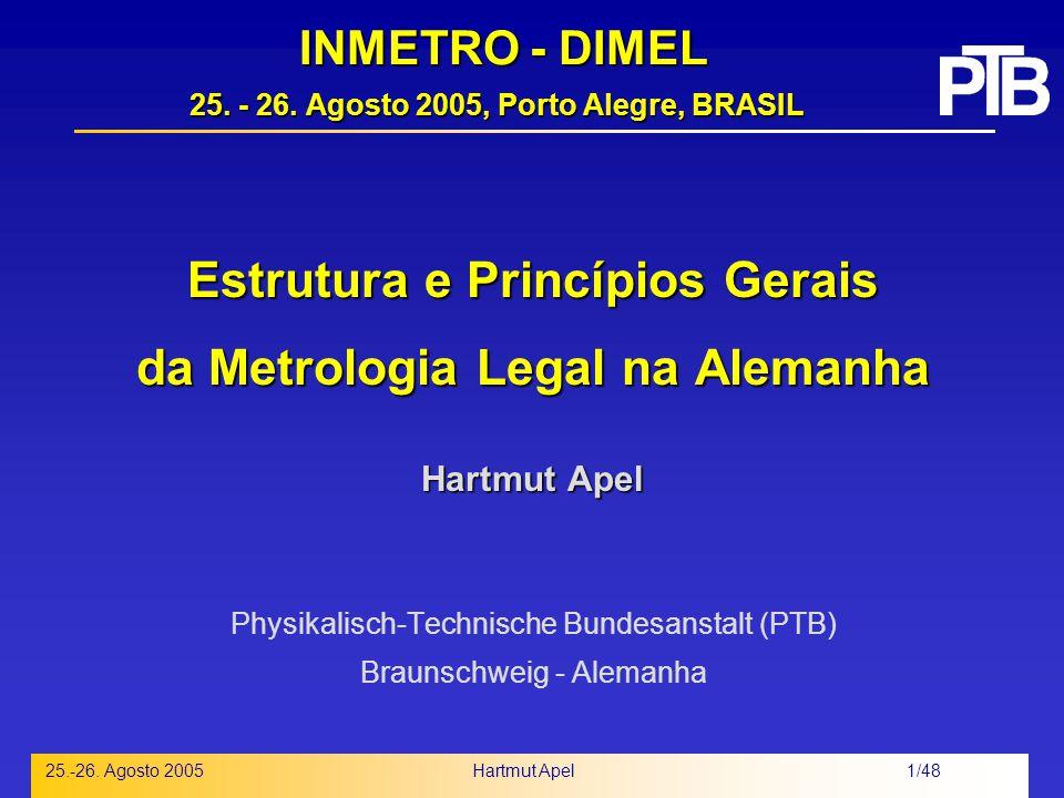 Hartmut Apel 32/48 25.-26.