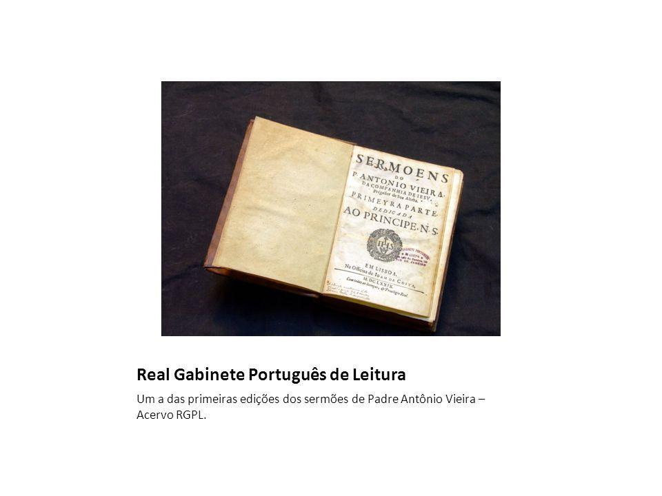 Real Gabinete Português de Leitura Os Lusíadas, de Luiz de Camões (1572) – Acervo do RGPL.