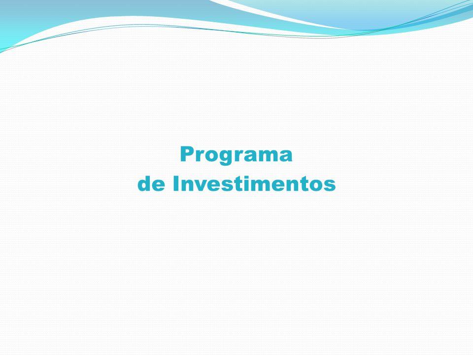 1 - Base de Dados, Cadastros, Estudos e Levantamentos – (BASE) 2 - Gerenciamento dos Recursos Hídricos (PGRH) 3 - Recuperação da Qualidade dos Corpos d´água (RQCA) 4 - Conservação e Proteção dos Corpos d´água (CPCA) 5- Promoção do Uso Racional dos Recursos Hídricos (URRH) 6- Aproveitamento Múltiplo dos Recursos Hídricos (AMRH) 7- Prevenção e Defesa contra Eventos Hidrológicos Extremos (PDEH) 8 - Capacitação Técnica, Educação Ambiental e Comunicação Social (CCEA) PROGRAMAS DE DURAÇÃO CONTINUADA (PDCs) DO PLANO D E BACIAS Fonte: CRH –SP, 2005