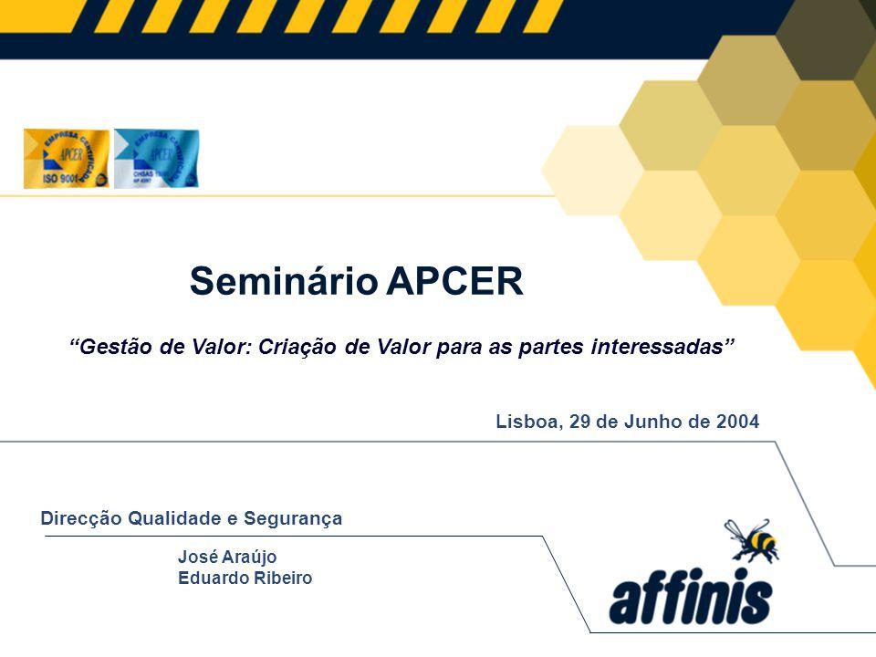 Sumário 1.0 Breve Apresentação da Empresa 2.0 Estratégia 3.0 Implementação 4.0 Resultados 5.0 Entidade Certificadora Por: José Araújo; Eduardo Ribeiro 2 / 31