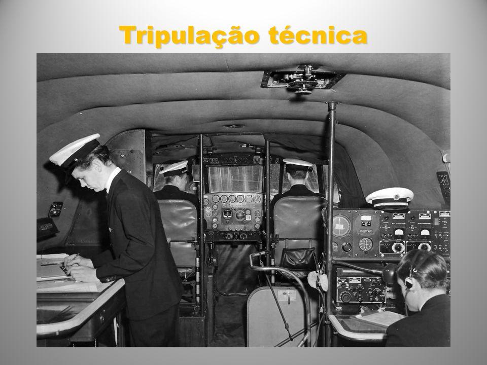 Tripulação técnica