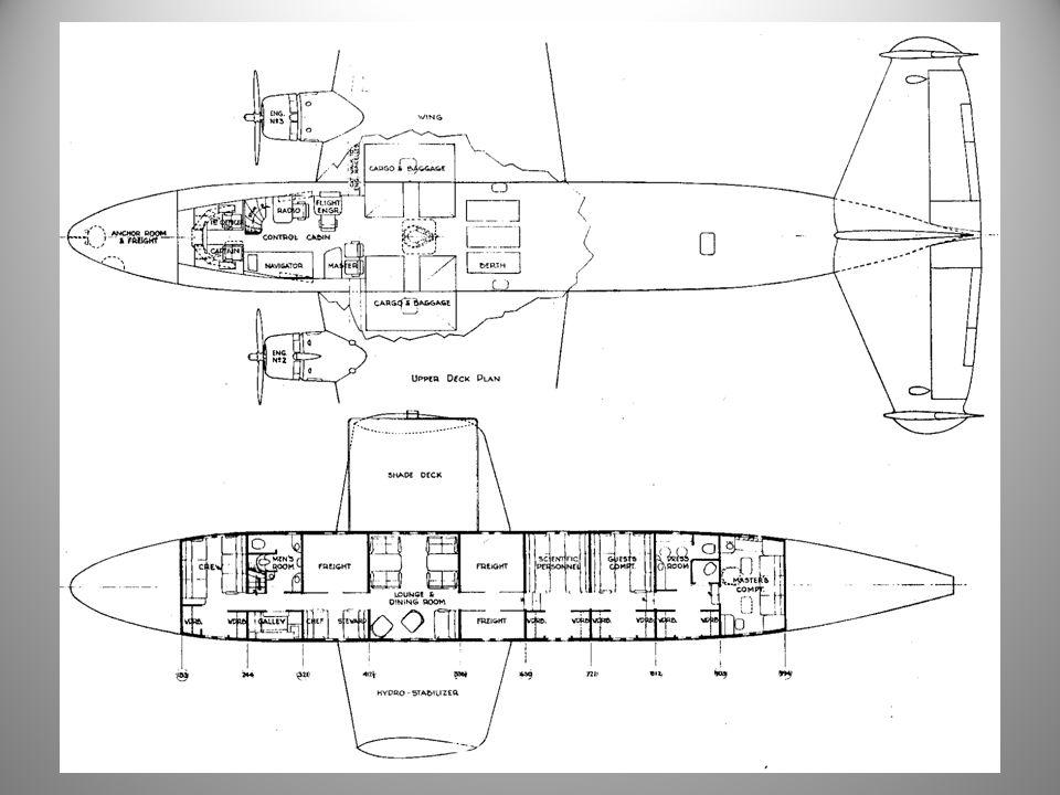 Um Boeing 314 da Pan American decola para mais uma viagem