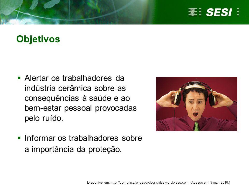  Ruídos podem ser prejudiciais à saúde auditiva.  Informe-se e previna-se! Introdução