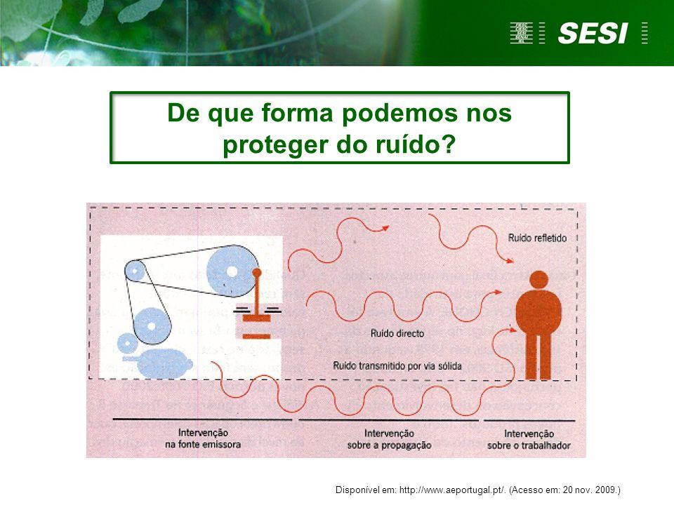 Intervenção sobre a propagação  Consiste na utilização de barreiras sonoras, através de blindagens ou barreiras, utilização de silenciadores e tratamento fonoabsorventes.