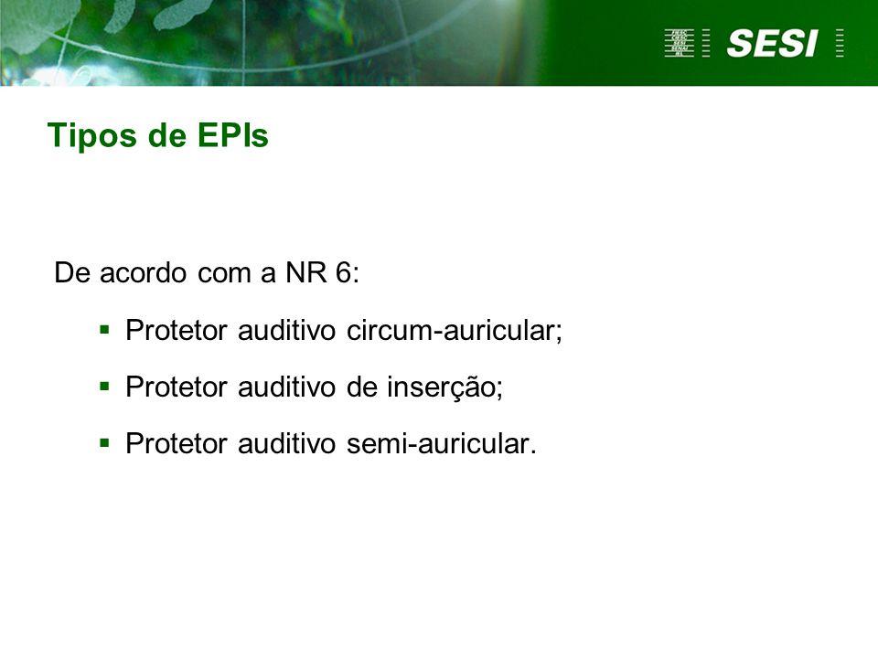Protetor auricular Que tipos de protetores auriculares você conhece?