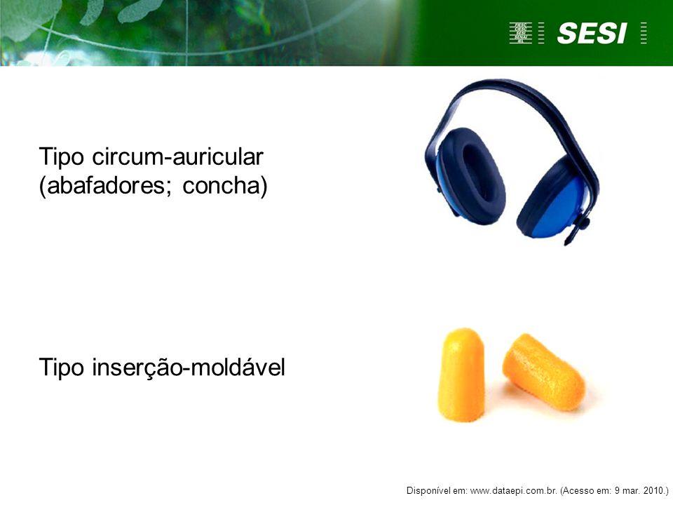 Higienização e conservação do EPI Disponível em: http://segurancaesaudedotrabalho.blogspot.com.