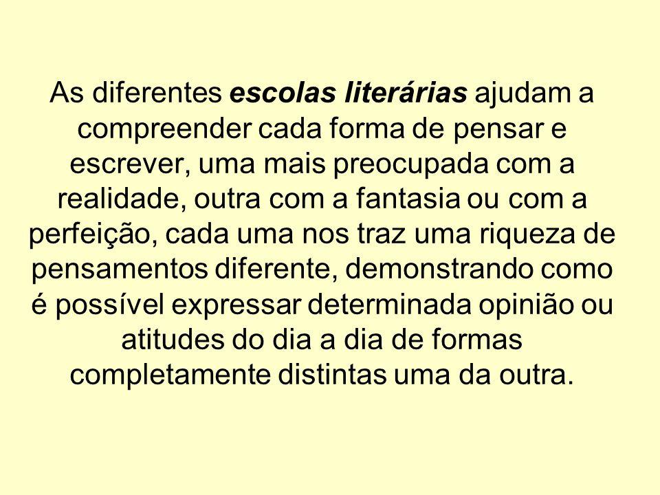 A Literatura ajuda a enriquecer nosso vocabulário, da mesma forma que nos ajuda a escrever melhor, a encontrar novas formas de nos expressar através d