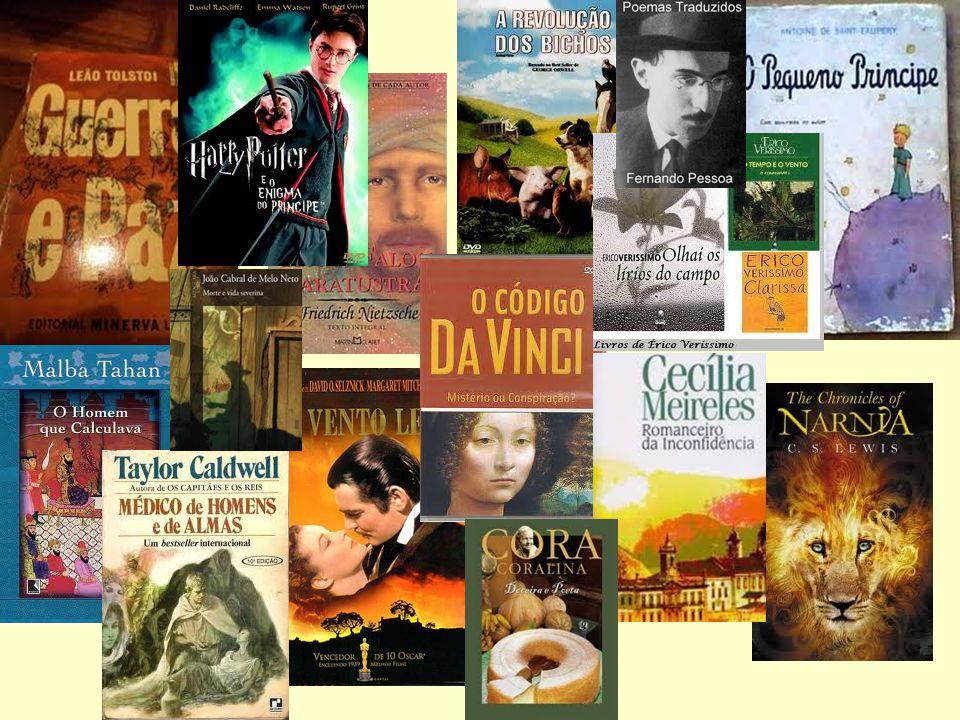 As diferentes escolas literárias ajudam a compreender cada forma de pensar e escrever, uma mais preocupada com a realidade, outra com a fantasia ou co