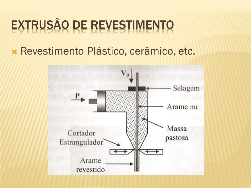  Revestimento Plástico, cerâmico, etc.
