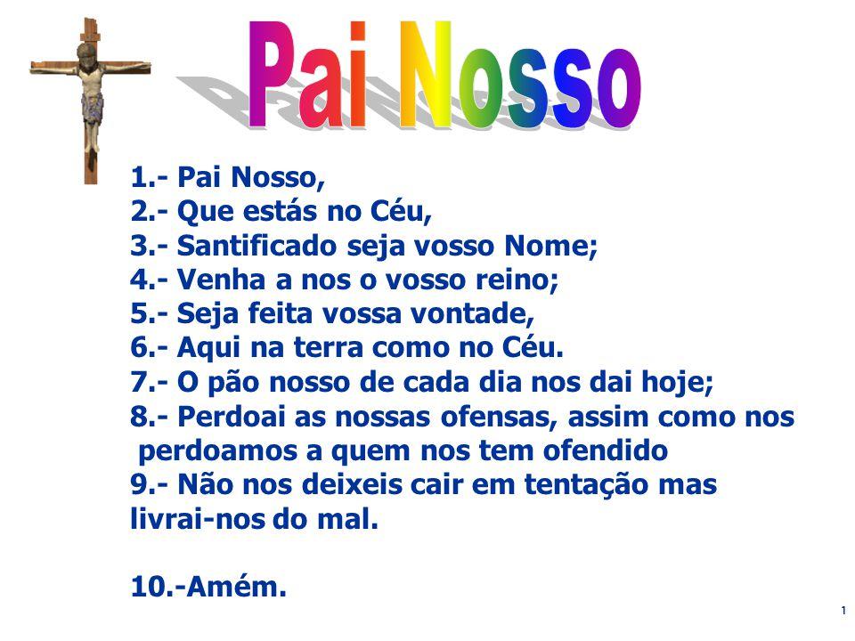 2 Voces sabem quem é Deus.Deus é nosso Pai. Sim, Ele é nosso Pai!.